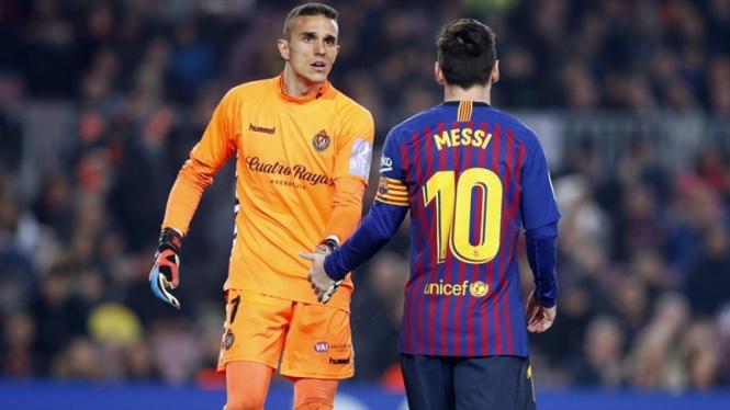 Meski Gagal Penalti, Lionel Messi Catat Rekor Apik Bersama Barcelona
