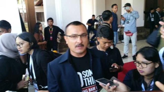 Jubir BPN Prabowo-Sandiaga, Ferdinand Hutahaean.