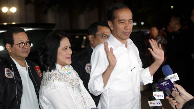 Serang Prabowo Soal Lahan,  Jokowi Tegaskan Tak Ada Yang Personal