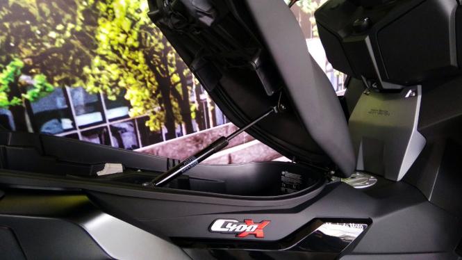 Bagasi BMW C 400 X