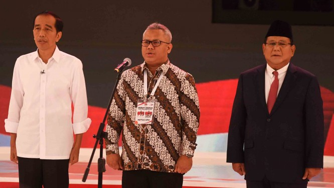 Jokowi Dinilai Serang Pribadi, Bpn: Moderator Debat Harus Cut
