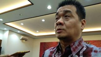 Wagub DKI Jakarta Ahmad Riza Patria.