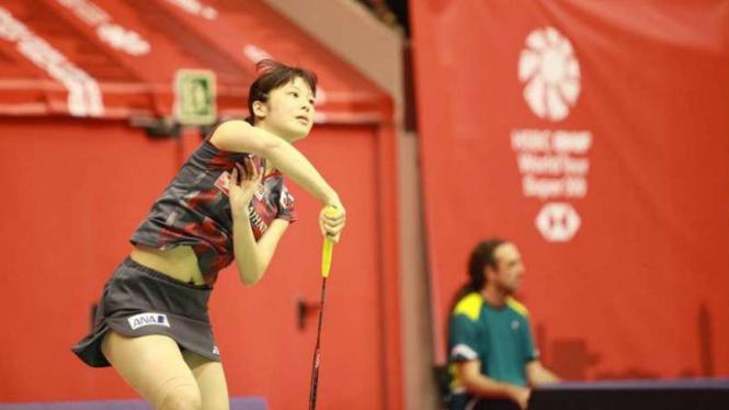 Juara Spain Masters 2018, Minatsu Mitani.