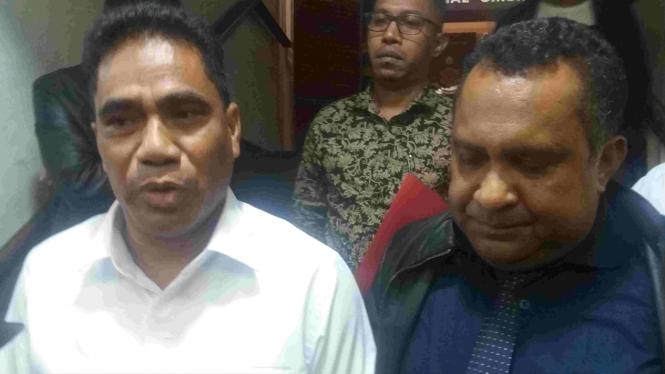Jadi Tersangka, Sekda Papua Minta Maaf Ke Kpk