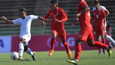 Timnas U22 Indonesia vs Myanmar