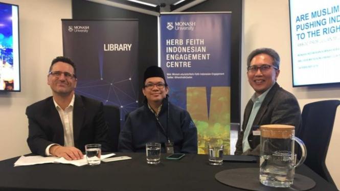 Fenomena Ustaz Abdul Somad Dibahas Di Universitas Monash Australia
