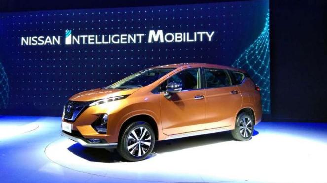 All New Nissan Livina 2019