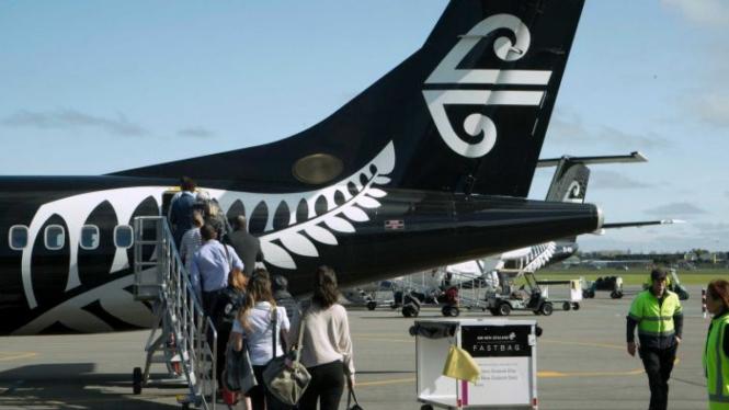 Selandia Baru Diboikot Turis China Gara-gara Persulit Produk Negaranya