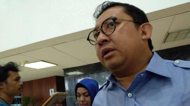 Wakil Ketua DPR, Fadli Zon.