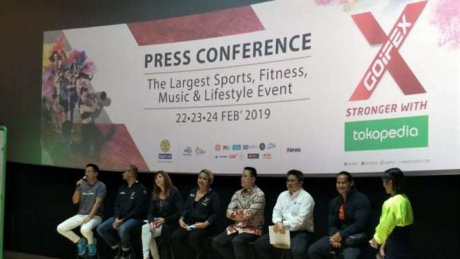 Atlet Basket Nasional Berbagi Ilmu Di Goifex 2019