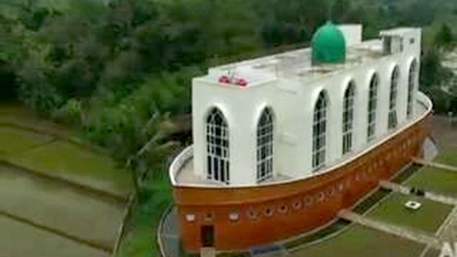 Masjid Nabi Nuh.