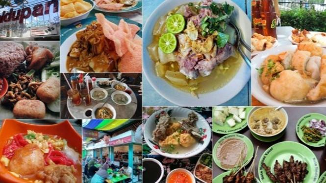 Kuliner Bandung.