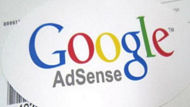 Ilustrasi Google Adsense.
