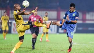 Duel Bhayangkara FC vs PSIS Semarang