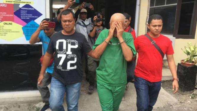 Oknum Caleg Pbb Di Padang Cabuli Dua Anak Kakak Adik