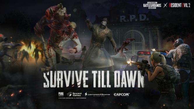 Game PUBG berkolaborasi dengan Resident Evil