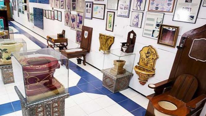 Museum Toilet Internasional Sulabh