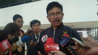 Wakil Ketua Tim Kampanye Nasional (TKN) Jokowi-Ma'ruf, Johnny G Plate.