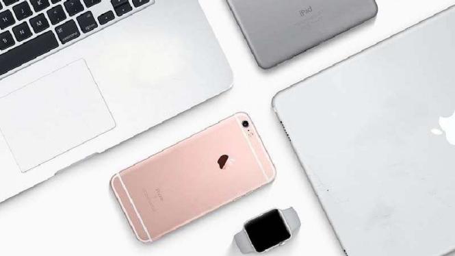 Perangkat Apple.
