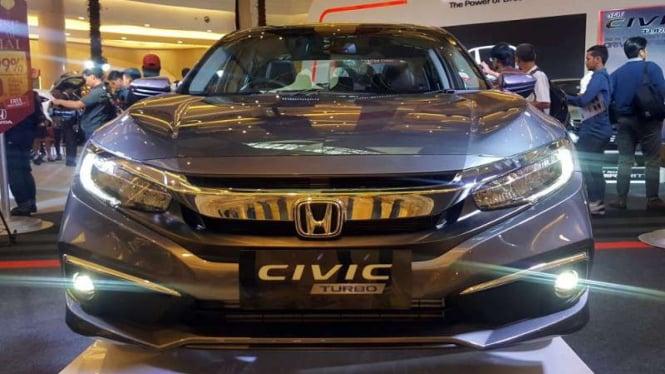 New Honda Civic Turbo 2019