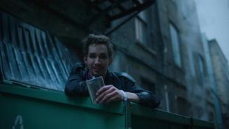 Klaus dalam The Umbrella Academy