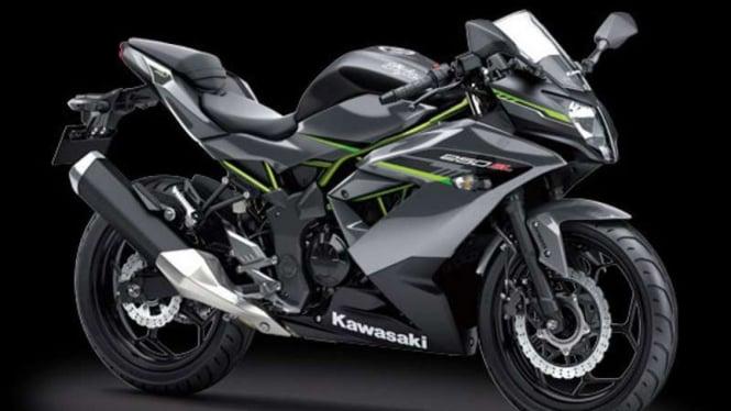 Kawasaki Ninja 250 SL edisi 2018