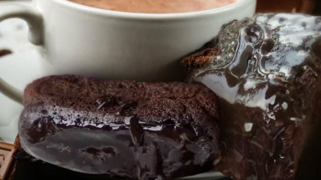 Brownies Meleleh