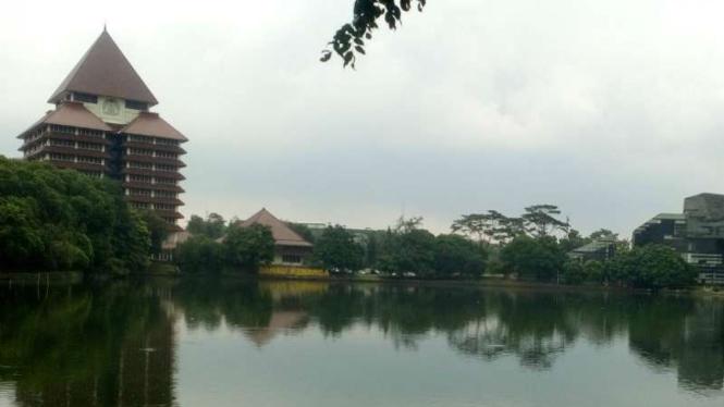 Kampus Universitas Indonesia