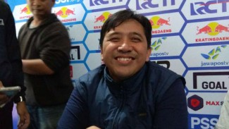 Media Officer Arema FC, Sudarmaji.
