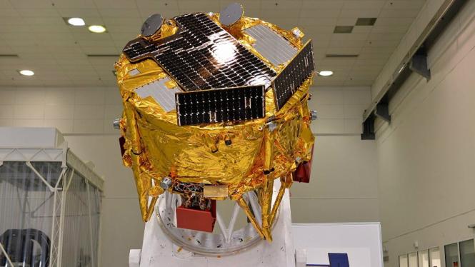Robot penjelajah Bulan milik Israel, Beresheet