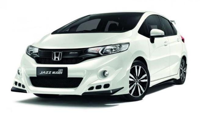 Honda Jazz edisi Mugen 2019