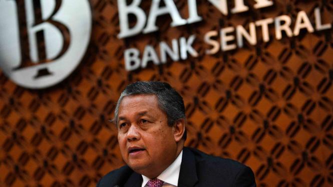 Gubernur Bank Indonesia (BI), Perry Warjiyo.