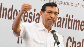 Wacana Dwifungsi TNI, Luhut: Kita kan Enggak Bego
