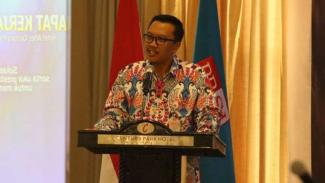 Menteri Pemuda dan Olahraga, Imam Nahrawi.
