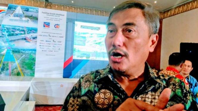 Direktur Utama PT Waskita Toll Road, Herwidiakto.
