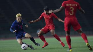 Kalahkan Thailand, Indonesia Juara Piala AFF U-22