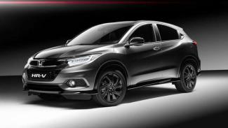 Ilustrasi Honda HR-V
