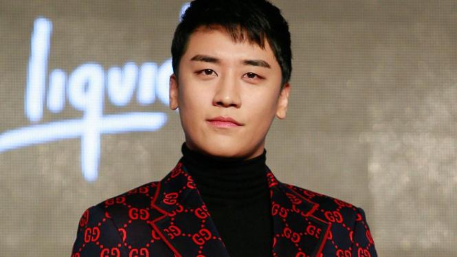 Terkuak Artis Pria yang Ikut Grup Chat Video Seks Seungri BIGBANG - VIVA