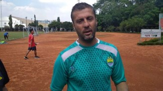 Pelatih Persib Bandung, Miljan Radovic