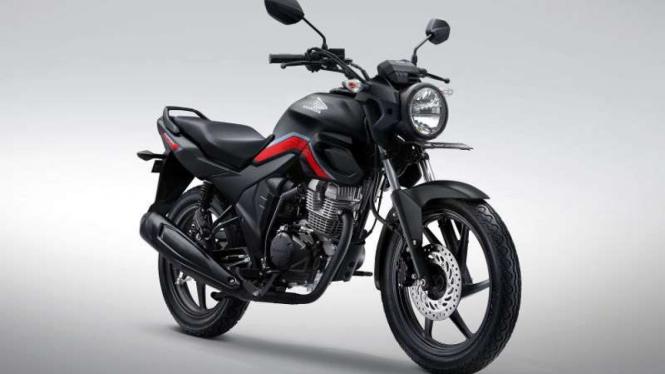 Honda Luncurkan Motor Baru di Indonesia