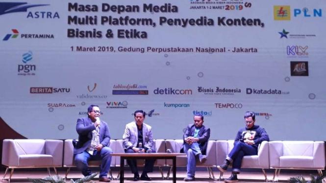 AMSI akan gelar rapat kerja nasional selama dua hari, 1-2 Maret 2019, di Perpustakaan Nasional, Jakarta Pusat.