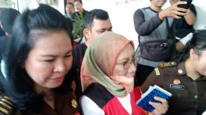 Ratna Sarumpaet jalani sidang perdana di PN Jakarta Selatan