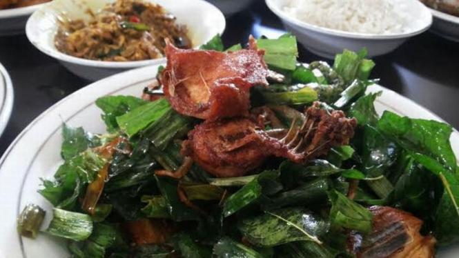 Ayam tangkap khas Aceh.