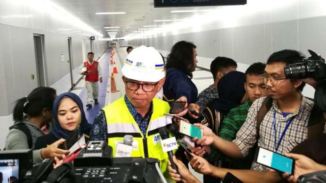 Uji Coba Mrt Jakarta Gratis Untuk Umum Tanggal 12 24 Maret 2019 Viva