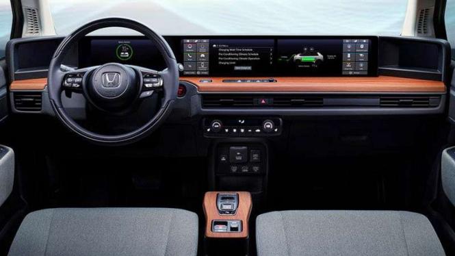 Mobil listrik baru Honda