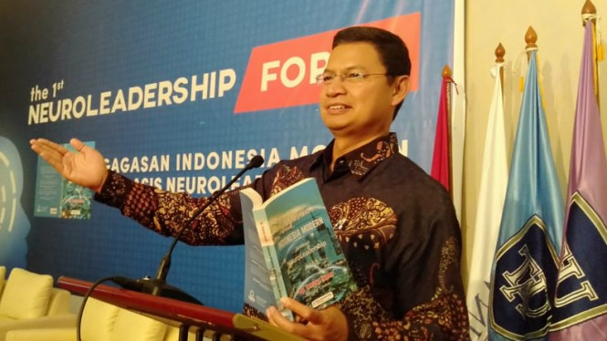 Ahli otak dan neurosains Indonesia, Taruna Ikrar