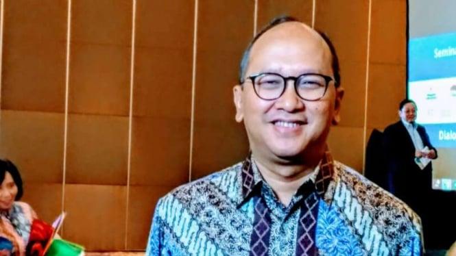 Ketua Umum Kadin Rosan P Roeslani.