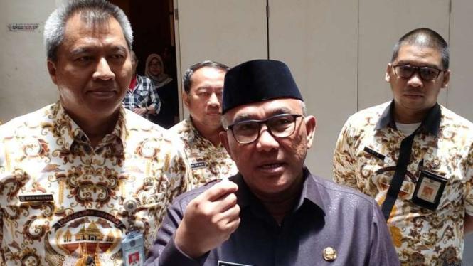 Wali Kota Depok, Idris Abdul Shomad