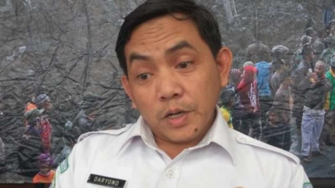 Kepala Bidang Mitigasi Gempa Bumi dan Tsunami BMKG, Daryono