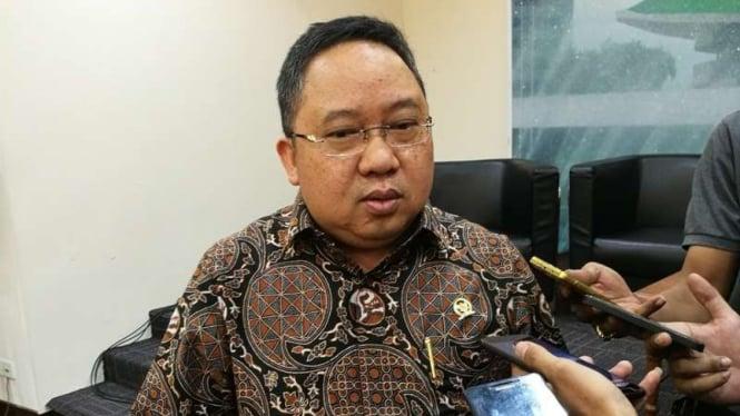 Politisi Partai Persatuan Pembangunan (PPP), Syaifullah Tamliha.